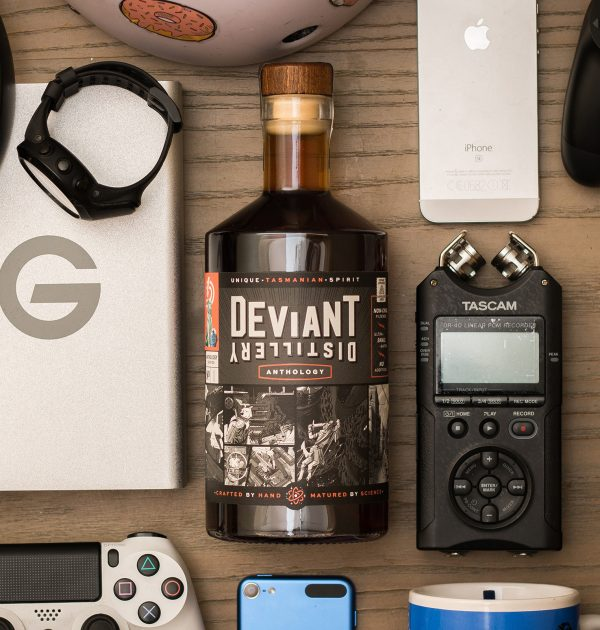 Deviant Distillery Tasmanian Single Malt whisky